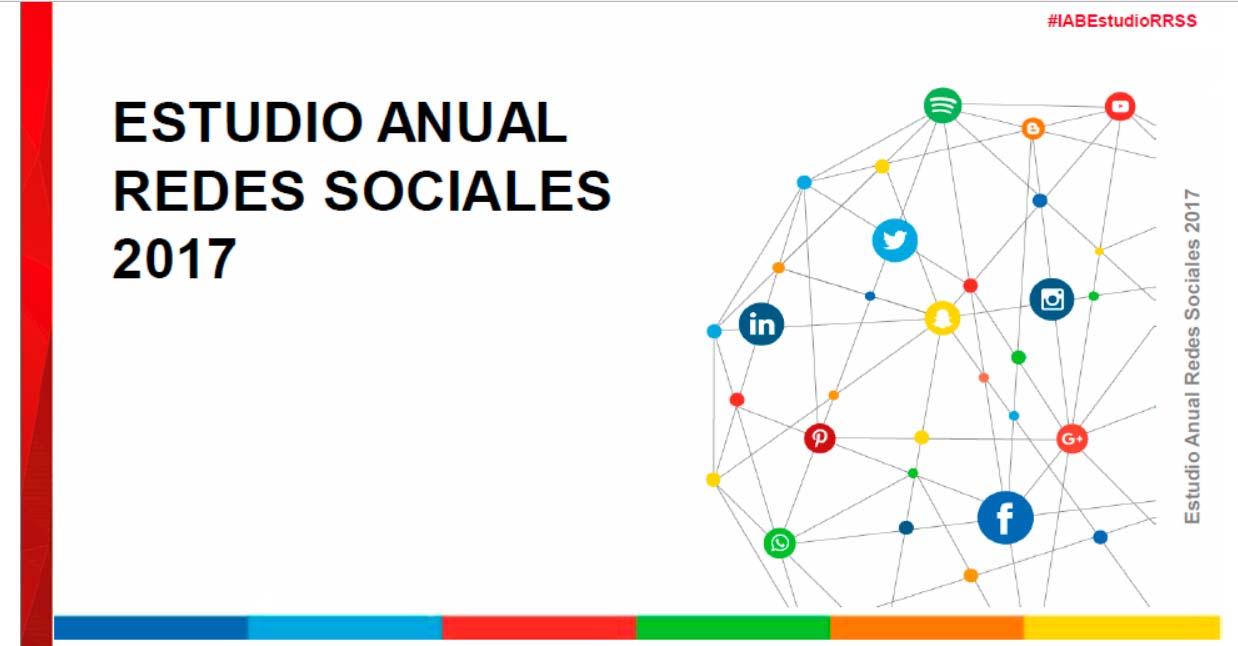 Estudio Anual de Redes Sociales 2017 España
