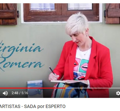 elas son artistas SADA-Virginia Romera